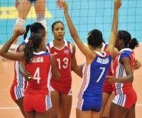 Cuba ante Dominicana en final Preolímpico de Voleibol