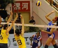 Brasil derrota a Cuba en Grand Prix de voleibol