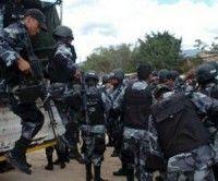 Gobierno de Honduras procesa denuncias contra más de 200 policías