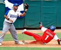 Béisbol: Cuba enfrenta su primer examen