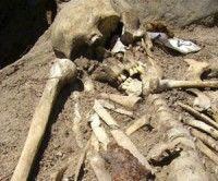 """Expondrán en Bulgaria el esqueleto de un """"vampiro"""""""