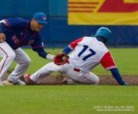 Jonrón de Cepeda da primera victoria a Cuba en torneo de Haarlem