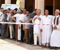 Libios votan en históricas elecciones bajo la amenaza de la violencia