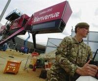 Londres, militarizada, moviliza a 17.000 soldados para JJ.OO.