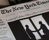 WikiLeaks se hace pasar por el New York Times y enloquece al mundo