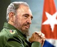 Dedican libro en Chile a Fidel Castro por su cumpleaños