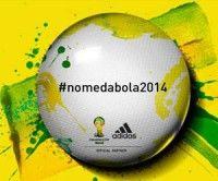 Adidas revela posibles nombres de pelota para Brasil 2014