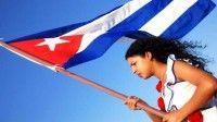 ¿Cómo se concreta la política cultural de Cuba para garantizar el derecho de todos sus ciudadanos a un libre, creativo y participativo acceso a las más diversas expresiones de la cultura?