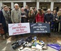 Gremio de periodistas de España denuncia despidos masivos injustificados