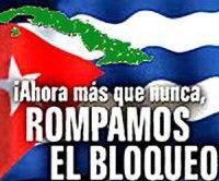 Piden en Perú ratificar histórica posición contra bloqueo a Cuba