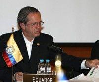 Patiño confirmó el 27 de septiembre como fecha del encuentro con su homólogo del Reino Inido para dialogar sobre el caso de Assange