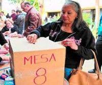 Multitudinaria participación en apertura electoral en Venezuela