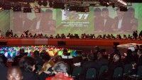 Los jefes de Estado y de Gobierno se pronunciaron en la sesión final de la cita por un nuevo orden mundial más justo y equitativo