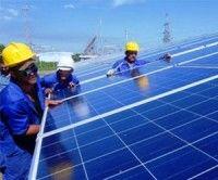 Desde el año 2013 operan otros siete parques fotovoltaicos