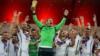 Alemania ganó la Copa del Mundo por cuarta vez en su historia al batir a la Argentina de Lionel Messi con un gol de Mario Götze.