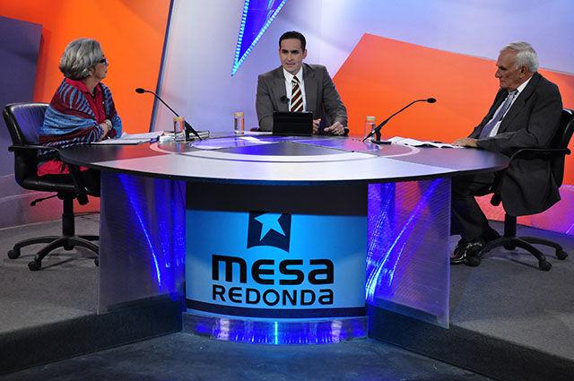 En la Mesa Redonda se abordó sobre los últimos acontecimientos en Iraq y Siria, la estrategia de guerra contra el llamado Ejército Islámico, la inestabilidad en Libia y otros temas de interés.