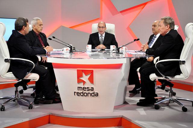 La Mesa Redonda dedicó su emisión al escenario competitivo de los Juegos Panamericanos, la composición de la delegación cubana, su preparación, el programa de la cita deportiva continental, el aseguramiento material y la atención de salud a nuestros representantes.