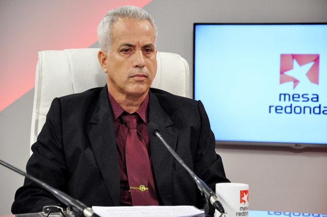 El directivo del Inder, Jorge Armando Polo, precisó en la Mesa Redonda de este