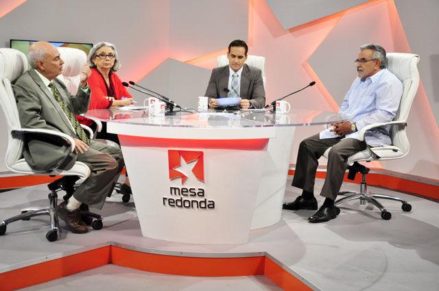El drama migratorio que atraviesan algunos países fue el tema central de la Mesa de este jueves.