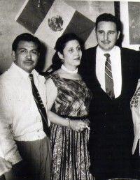 María Antonia González, su casa en México se convirtió en Cuartel de un grupo de exiliados cubanos y futuros expedicionarios del Granma.