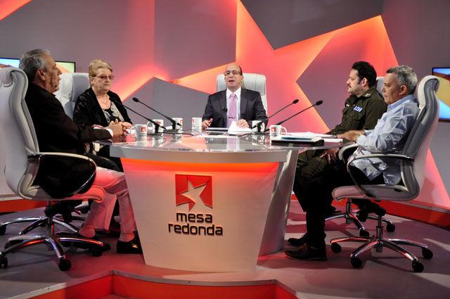 La Mesa Redonda volvió a estar dedicada al enfrentamiento en Cuba contra las drogas.