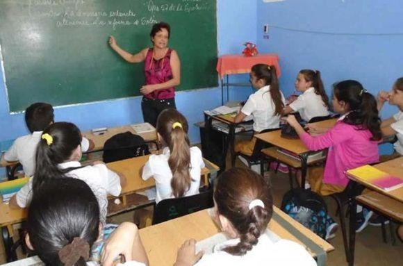 Evaluarán marcha del proceso docente en escuelas camagüeyanas