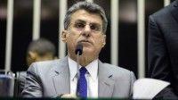 Romero Jucá anunció que abandonará temporalmente su cargo, tras la filtración de un audio en el que conspira para promover el juicio político contra Dilma Rousseff.