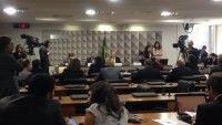 El cronograma del relator del Senado ha propuesto que el juicio político contra Rousseff se realice en la mitad del tiempo establecido. Foto: TelesurTV.