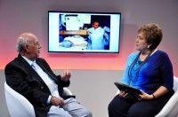 El médico radiólogo Orlando Valls fue uno de los invitados de la Mesa Redonda Historias de Vida de este viernes.