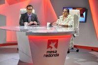La Mesa Redonda contó con la participación de la periodista Barbara Betancourt.