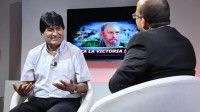 Conversando con… Evo Morales