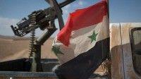 La posición de Rusia y China, en el seno del Consejo de Seguridad de Naciones Unidas, pararon ese golpe y el Gobierno de Bashar al Assad, junto a las Fuerzas Armadas, aguantaron a pie firme la enorme embestida y el símbolo del Estado sirio, su capital derrotó todos los intentos.