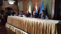 La próxima sesión de las mesas de diálogo por la paz en Venezuela será el 6 de diciembre.  | Foto: @ernestosamperp