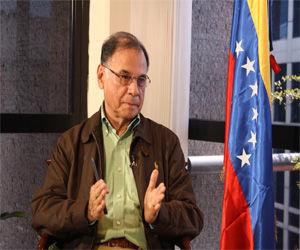 Embajador de Venezuela en Cuba