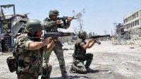 Una unidad del ejército propinó duros golpes a agrupaciones terrorista en la localidad de Mashjara. Foto de Internet