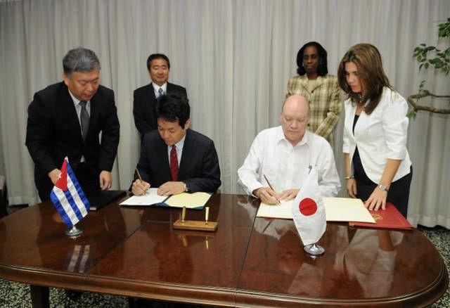 Este cooperación constituye un punto de partida para lograr mayores niveles de cooperación