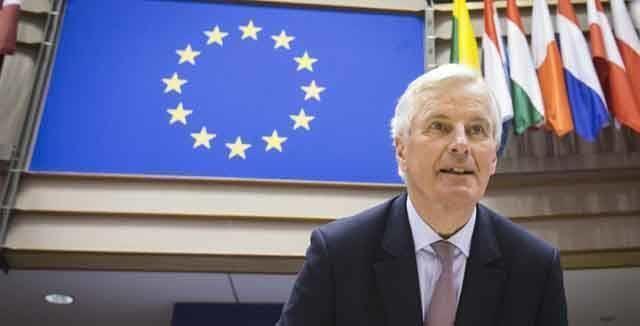 Michel Barnier, negociador europeo encargado de la salida del Reino Unido de la UE