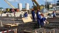 Instalación de la planta de Cloro Sosa en Cuba