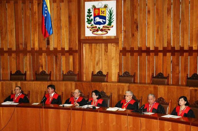 El Tribunal Supremo de Justicia (TSJ) ejercerá las competencias de la Asamblea Nacional de Venezuela