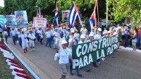 En las diferentes provincias del país, los colectivos laborales y sus sindicatos se alistan. Foto: Yusmary Romero