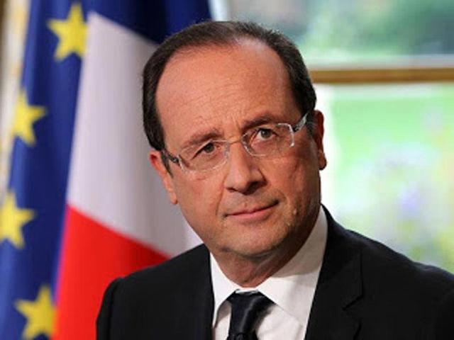 El estudio de Odoxa indicó que el 70 por ciento de los ciudadanos galos estima que Hollande ha sido un mal mandatario.