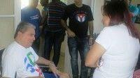 Aniversario 55 de la UJC en Camaguey