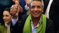 Lenín Moreno gana elecciones en Ecuador