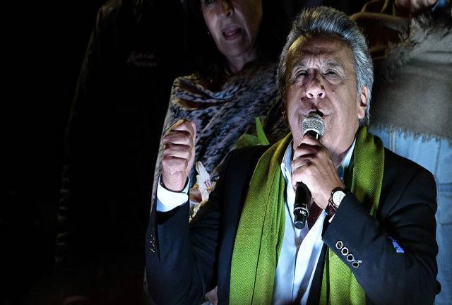 Ecuador ha dado muestras al mundo de participación y democracia. Foto: (EFE)