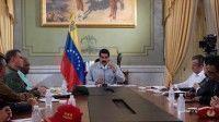 Continúa diálogo del Gobierno de Venezuela y la oposición