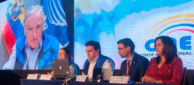 Misiones resaltaron que algunas de las recomendaciones de la primera vuelta fueron implementadas. | Foto: El Telégrafo