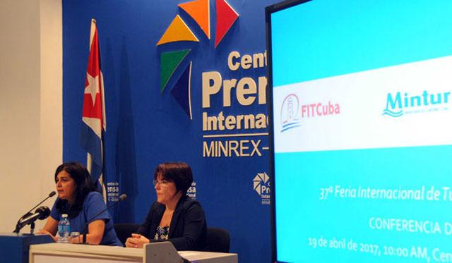Feria Internacional de Turismo en Cuba