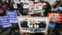 """El investigador Ernesto Domínguez López explica que """"el tema migratorio es parte del discurso con raíces nacionalistas o nativistas que tiene que ver con las características de la base electoral que movilizó Trump en su campaña."""