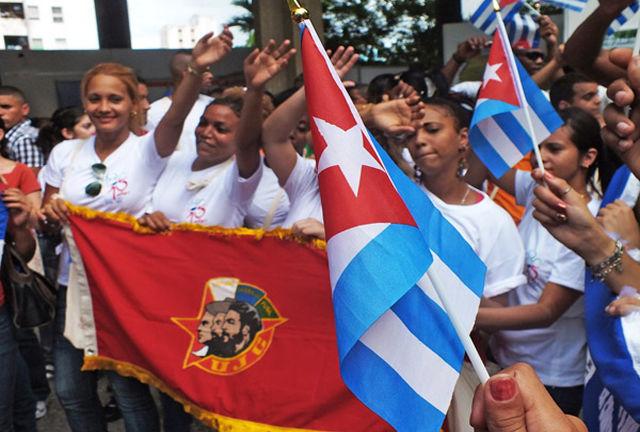 Los jóvenes de La Habana, capital de todos los cubanos, llegan a este 55 aniversario cargados de nuevos retos y ampliando objetivos para la UJC.