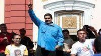 El jefe de Estado pidió la unión cívico-militar del pueblo venezolano y la solidaridad de países de Latinoamérica. | Foto: AVN